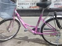 本人有一辆新买的上海永久牌自行车出售,24的轮子,买了十几天基本没有骑,几乎是新的,有意者联系我