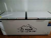 99新 618L冰柜,172*65*85cm 制冷效果一级棒,1530刚买的,没用过 因为是想保...