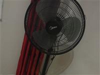 美的電風扇,嶄新,風力大,節能效果好,搬家低價出售