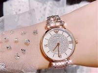 阿玛尼ARMANl满天星系列玫瑰金时尚手表,喜欢的看过来哦!+a9185320  金属钢带,蝴蝶...