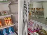 超市货架,共4组,带4组端头,价格面议,有优惠。