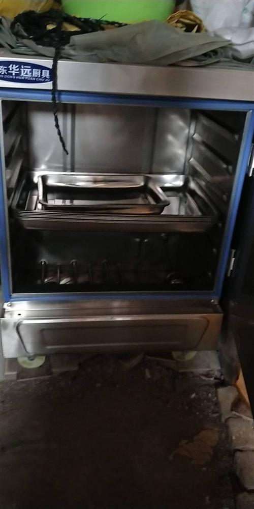 **六層蒸箱和單層雙盤烤箱,有意者電聯