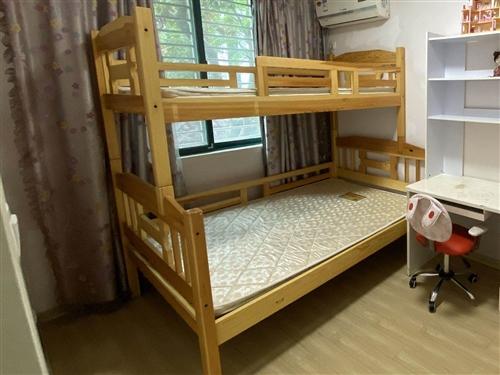 母子床,孩子大了用不上了,便宜转出,600元,价格可谈,