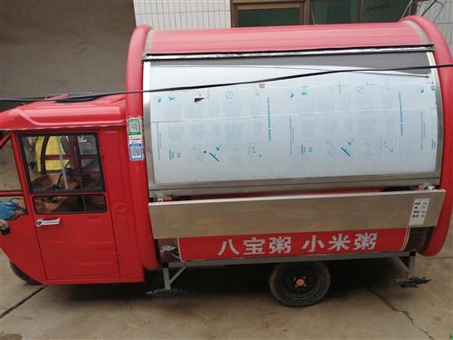電三輪餐車,9成新。炸串,燒烤,鐵板,一體餐車。夜市**伙伴。