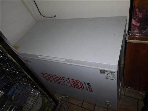 餐饮设备转让,冰柜星星260升1000元,1米5冷藏冷冻双控带3层置物架操作台1500元,冷藏柜60...