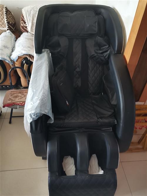 新买按摩椅占地大了现低价出售,原价三千元,现二千元。自提。