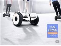 朋友给小孩买了一个小米的平衡车,但是他不知道我们家里面已经有一个了,所以只好处理掉了。**没开封的小...