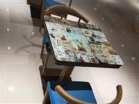 处理一批**餐桌餐椅