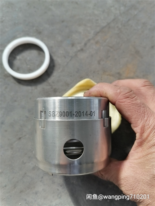 工程结余35~60机械密封若干,**,用于各种水泵,照片只是其中一种