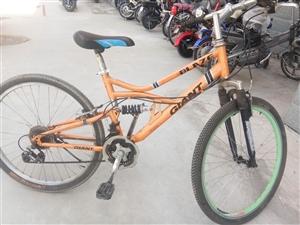 闲置自行车出售,车况良好,有需要的联系