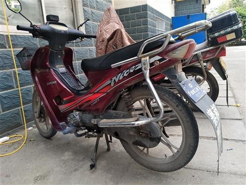 摩托车转让  600元