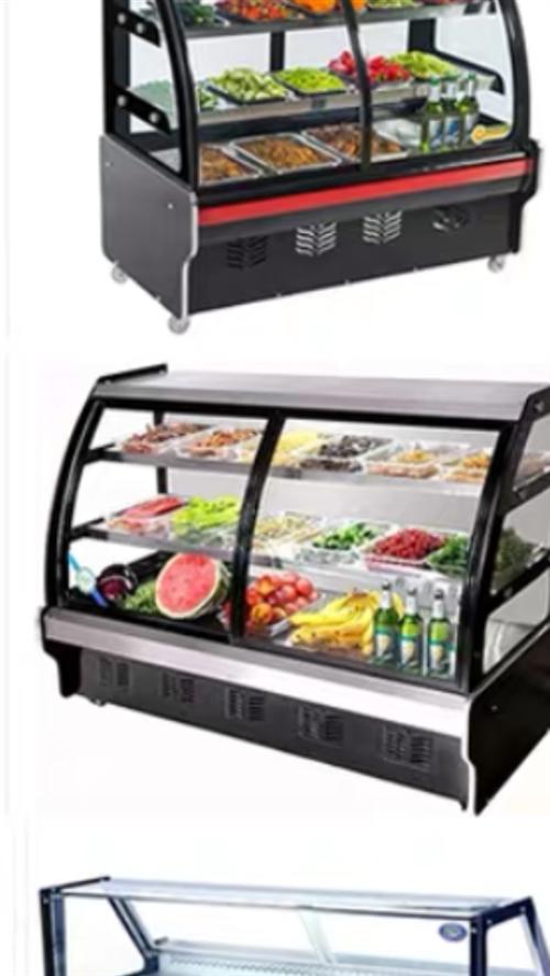 求购一台图片上的冷藏柜!1米长就行!直冷或者风冷皆可!要求是前开门的、有意者联系电话13965812...