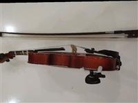 学生练习小提琴,在家闲置,现低价出售200元