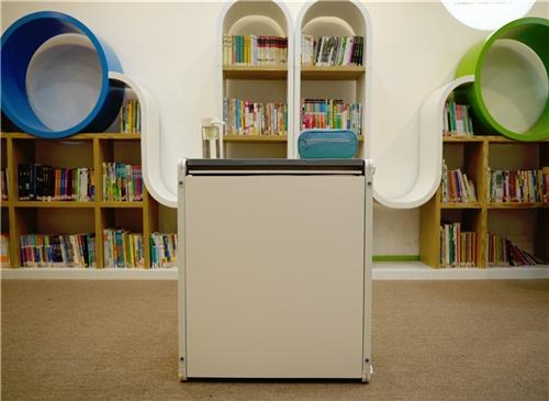贝德思科桌床一体课桌,一桌两用,轻松变床,兼顾学息,可以帮助教育机构、托管辅导中心、学校提升校区场地...