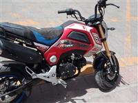 出售150小猴子摩托车一辆!