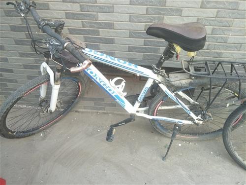 紅旗變速自行車,閑置出售,八成新,時間長不騎,全是土。