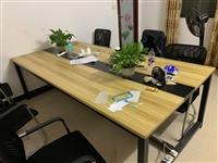 办公会议桌,办公桌,这个价格只出桌子,凳子也出售,60一张