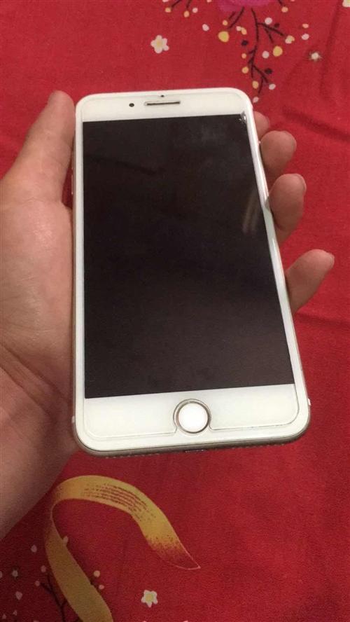 自用iPhone7plus 32G 保养的很好基本** 电池刚换的寿命100%