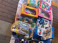 玩具店不做了,大量玩具处理,18元一斤,适合开店摆地摊,自提,需要请联系18219790066微信同...