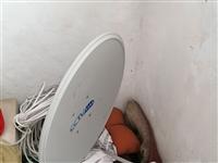 用了两个月电视卫星天线包括机顶盒全套按就能用可接收80个台信号,买的时候240因换宽带了所有卖掉!有...