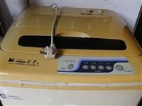 出售二手荣事达全自动洗衣机。