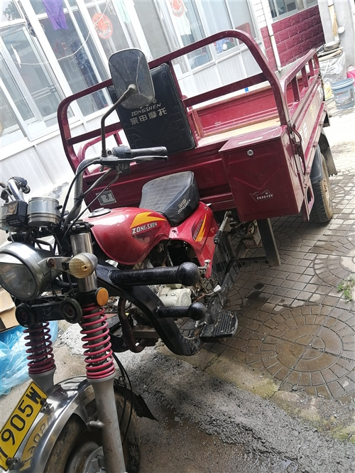 出售閑置摩托車一輛,跑了4700公里。馬力很足。