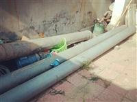 因搬家,便宜处理硬质PVC 塑料管,长6米直径21厘米,价格面议,联系电话18865179780。