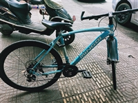 骑了2年的自行车了,左刹车有点问题,其他都没有问题,可小刀,自提