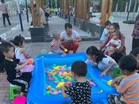 夜市钓鱼玩具,小朋友钓鱼玩具。长2.1米,可供12个小孩同时玩耍,凳子啥的都配备齐全,只用了三天,因...