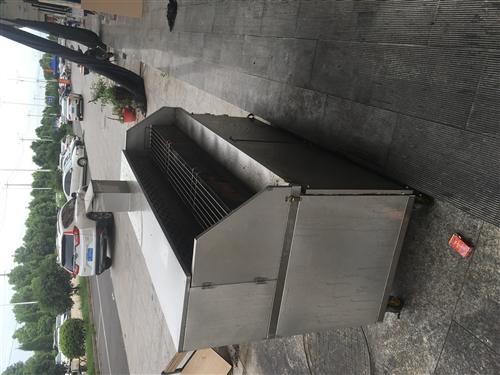 保鲜柜,冰柜及烧烤设备9成新