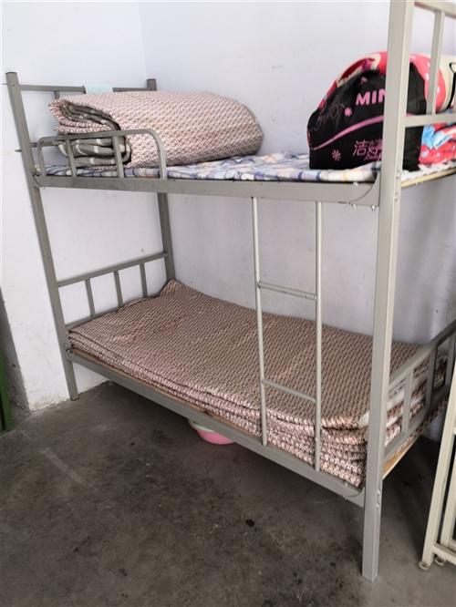 閑置鐵床上下鋪出售,青州市區