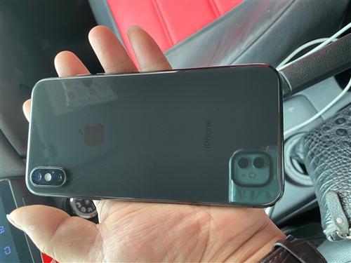 出售蘋果X一臺,黑色64G,國行全網通,用了一年多,沒得任何問題,自己一直用的,沒得任何事故。沒得磕...