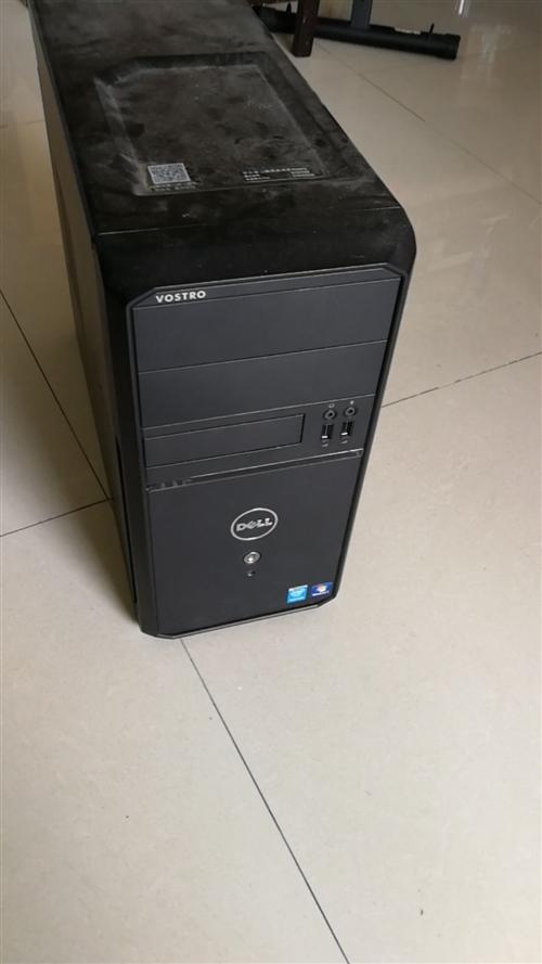 戴尔主机,升级为i5-4590四核,8g内存,500g硬盘。 另有一块120g固态,+100元 ...