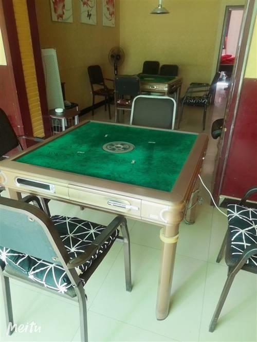 低价转让麻将桌两个和净化器一台