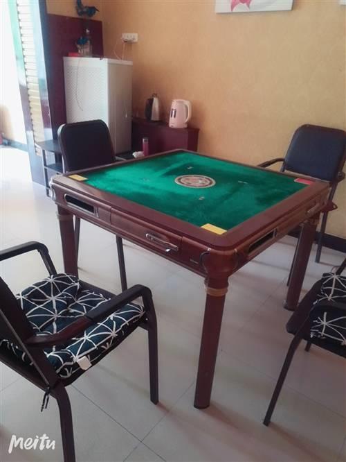 低价处理麻将桌两台和净化器一台