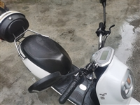 欧派电动车 电瓶禁用 去年买的 停多骑少 充满可以跑4天