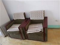 处理自用双人床1.5*2米一张,单人床1*2米一张,电脑桌2张,单人沙发2个,冰箱,洗衣机,油烟机,...