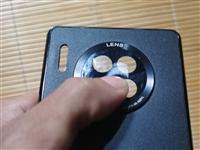 濺賣黑色華為mate30pro手機殼雙面玻璃磁吸鏡頭全包鋼化5G版曲面屏保護套原價買來128根本都沒...