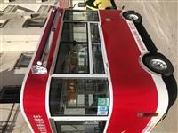 因本人另有发展,现有一辆正常使用中的红色盛祥和流动烧烤餐车带全部设备和所有技术超低价急转,0转让费,...