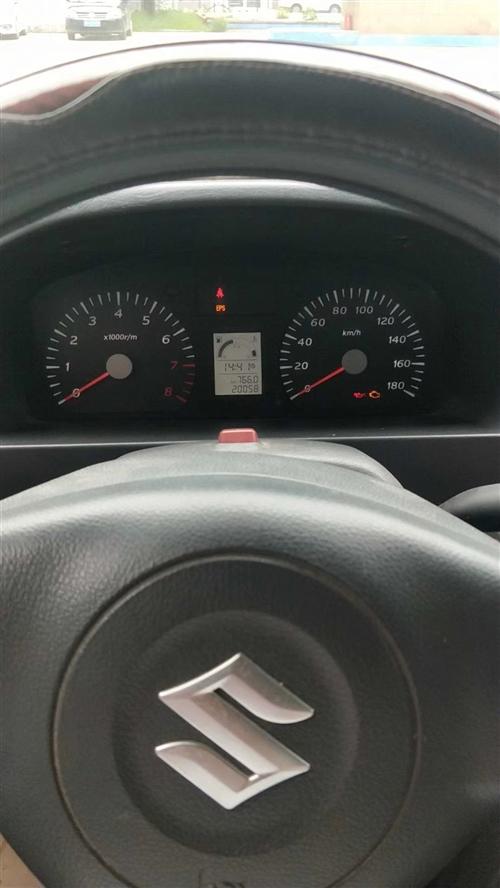 個人一手車,3萬公里。1.0鈴木北斗星。四門電動,中控。助力轉向,冷暖空調。130元550公里。全車...
