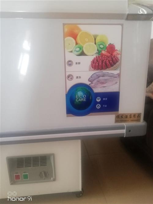 出售冰柜1.8米,九成新用了不到半年,跟新的一样