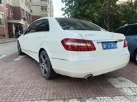 13年奔驰E260L验车保险明年,全部原车漆,新车五十多万,现价便宜17.68万