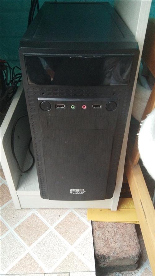 联想显示器加台式电脑加音箱加高性能游戏鼠标一口价700