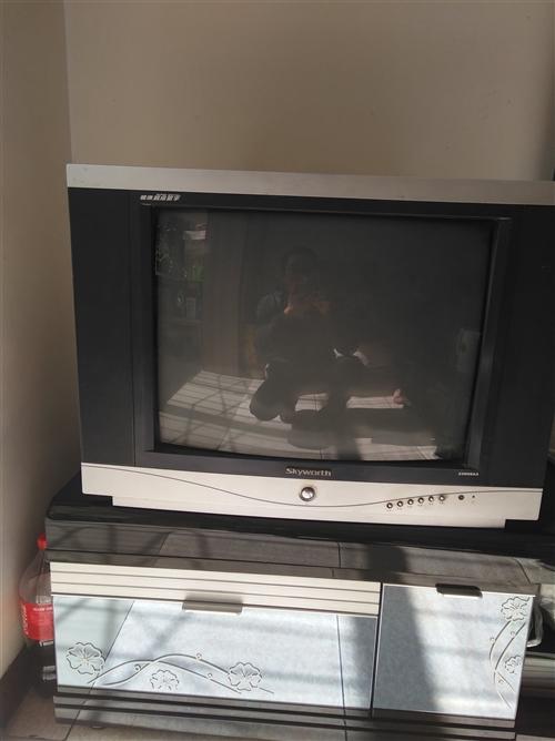 八成新25寸创维彩电,原购入价850元,现100元低价出售,电视性能特别好。有需要的请联系13195...
