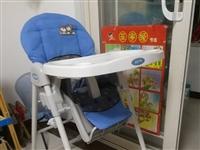 自用宝宝餐椅,高低前后可调节,配件齐全,干净整洁。博兴县城内可送。