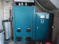 生物颗粒蒸汽锅炉,每小时产生300公斤蒸汽,9成新状态好 价格可以商量。