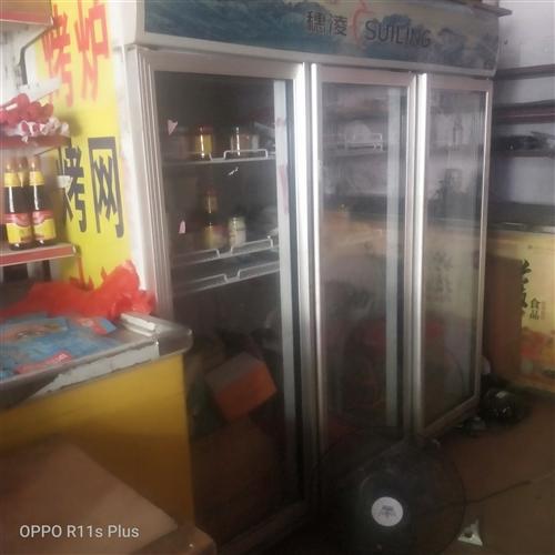 穗凌3门对开保鲜柜,高2米,宽2米,现价原价5800元,现价1500元。