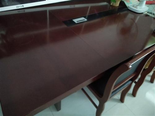 处理会议桌,椅。办公桌。联系电话13854316308
