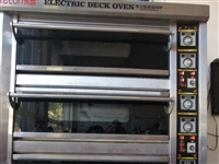 乐创牌烤箱,三相电,9成新。便宜处理