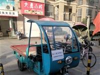九成新,1.5米金彭电动三轮车